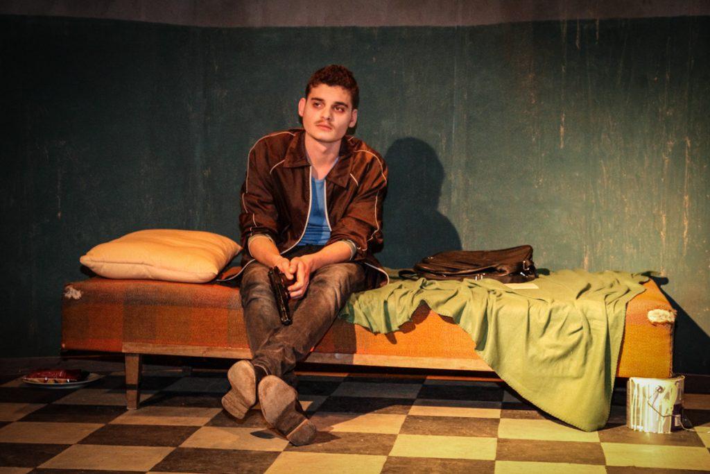 Der Stumme Diener - Bühnen- und Kostümbild - Ivan Ivanov & Chantal Kirch