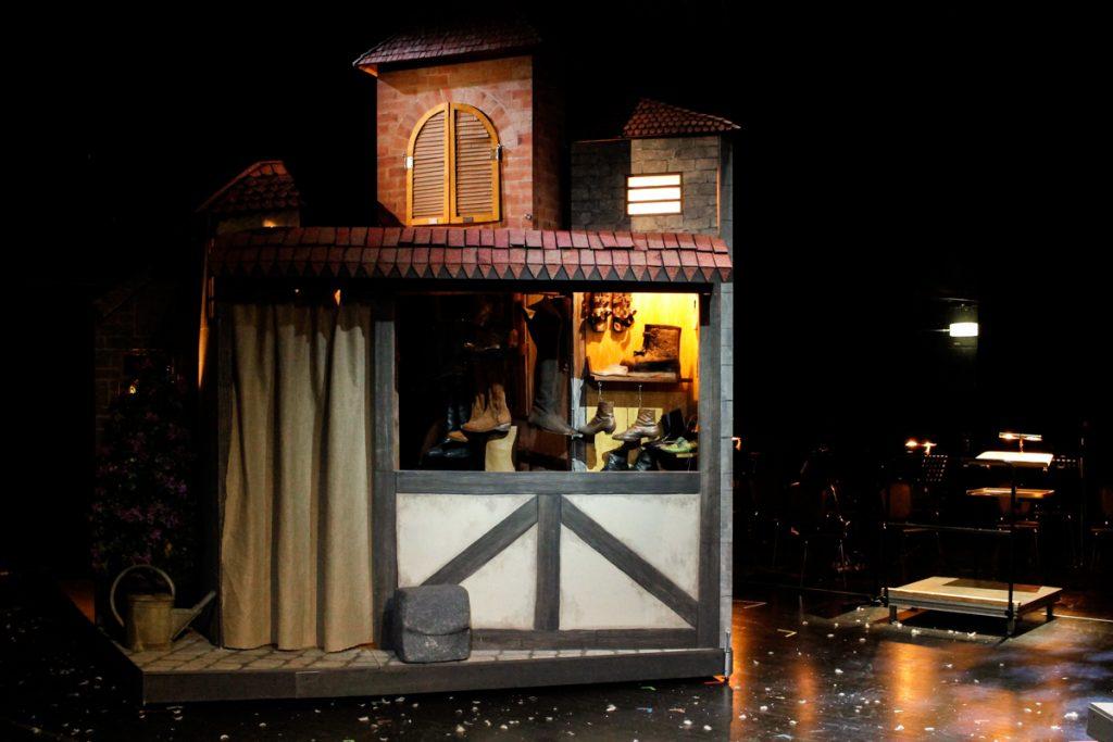 "Stage design for the Opera for children ""Die Meistersinger von Nürnberg"" - Ivan Ivanov - Bayreuth Festival 2019"