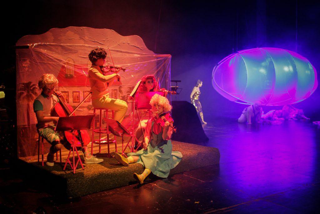 Neue Szenen IV - Am Grund - Bühnenbild - Ivan Ivanov - Tischlerei der Deutschen Oper Berlin