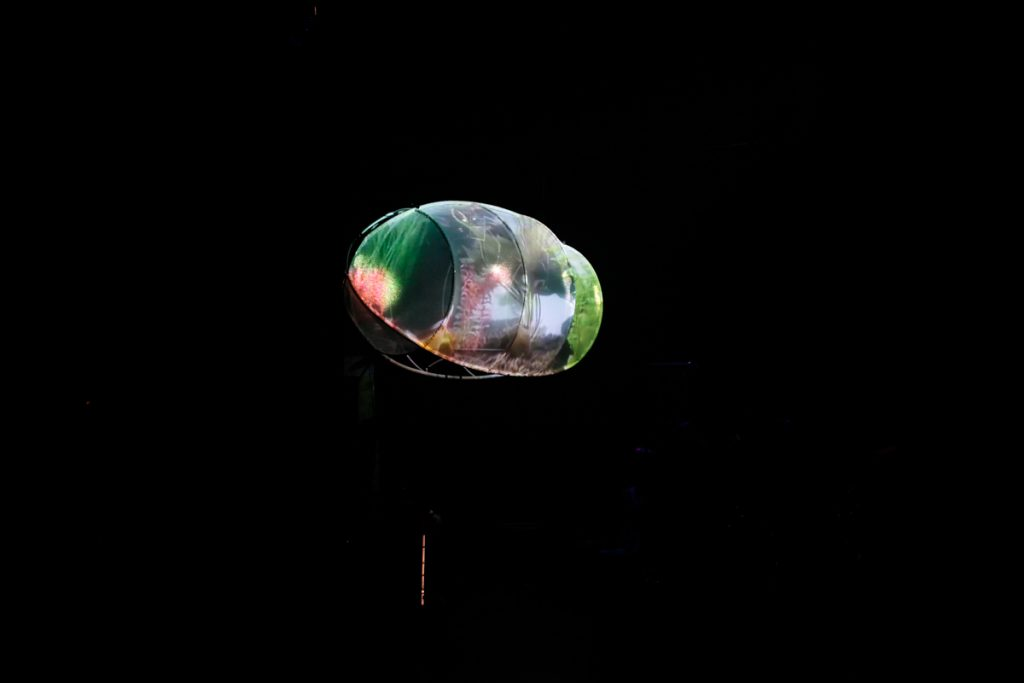 """Bühnenbild für das Oper """"Am Grund"""" - Neue Szenen IV - Ivan Ivanov - Deutsche Oper Berlin - Tischlerei"""