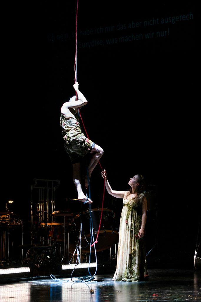 Neue Szenen IV - Eurydike - Bühnenbild - Ivan Ivanov - Tischlerei der Deutschen Oper Berlin